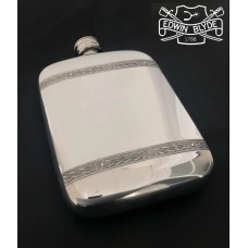 SUPERNATURAL - CELTIC WIRE FLASK  - SPECIAL ORDER
