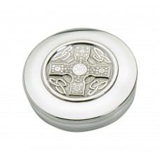 TRINKET BOX CELTIC CROSS