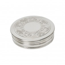 TRINKET BOX CELTIC THISTLE