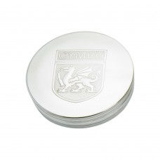 TRINKET BOX WELSH SHIELD