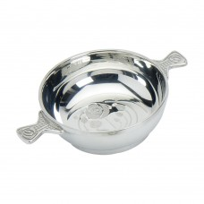 GLASGOW BOUQUET QUAICH BOWL