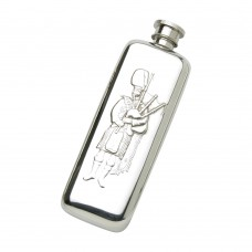 3OZ BOOT FLASK PIPER
