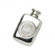 1.5 0Z CELTIC POCKET FLASK