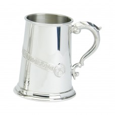 Celtic Thistle Wire Tankard