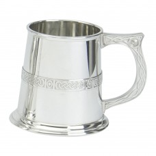 1PT PEWTER TANKARD STIRLING