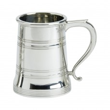 Sandringham Glass Base Tankard