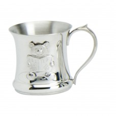 CHILDRENS CUP CONCAVE WITH TEDDY