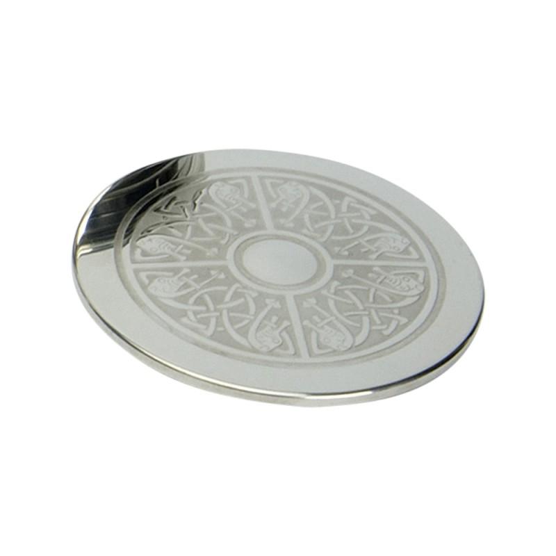Coaster with Celtic Design