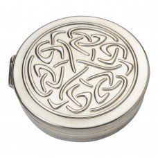 HINDGED CELTIC TRINKET BOX