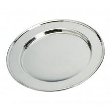 Plain Pewter Plate