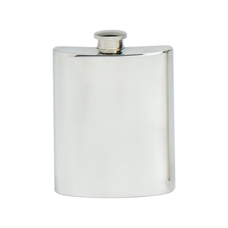 Plain Hip flask V