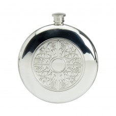 60Z CELTIC SLIMLINE FLASK