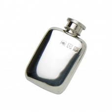 1.5 0Z PLAIN POCKET FLASK