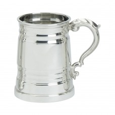 Worcester Tankard  Glass Base