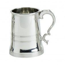 Kings Glass Base Tankard
