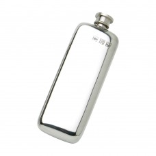 3oz Plain Boot Flask