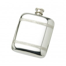 Pocket Flask Celtic Wire