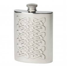 VIKING PANEL HIP FLASK